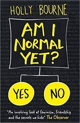 Am i normal yet book cover