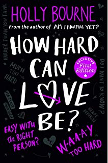 how hard can love be book cover